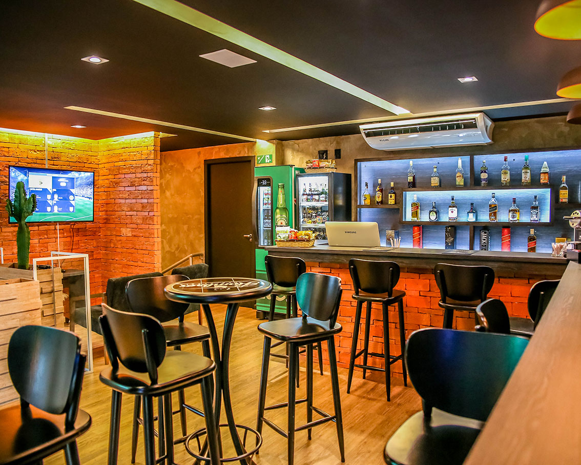 Conheça Nosso Bar
